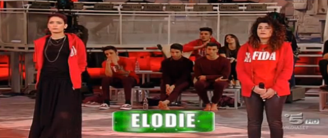 Elodie vince la sfida
