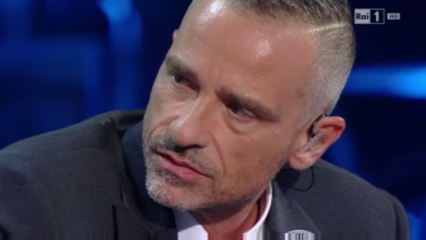 Eros Ramazzotti parla di famiglia a Sanremo