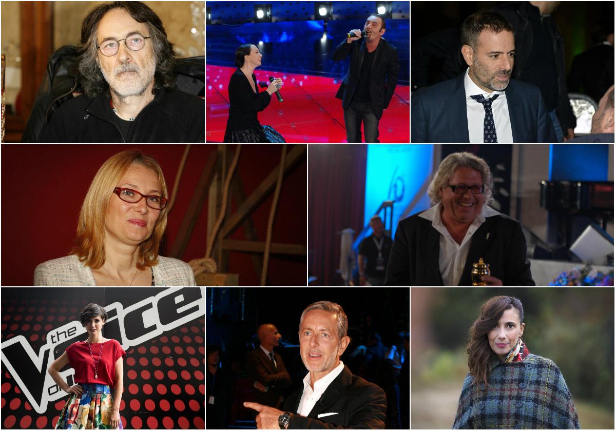 Sanremo 2016: la giuria di esperti con Laura Valente e Franz Di Cioccio