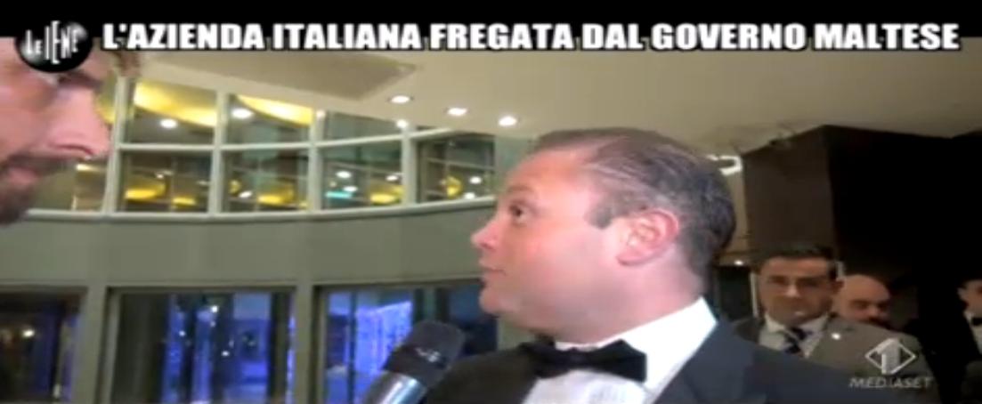 Filippo Roma intervista il Primo Ministro di Malta