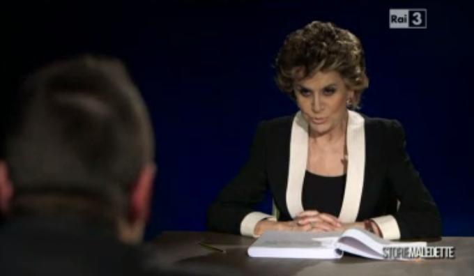 Franca Leosini intervista Luca Varani