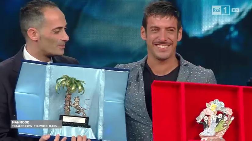Francesco Gabbani vincitore Sanremo 2016