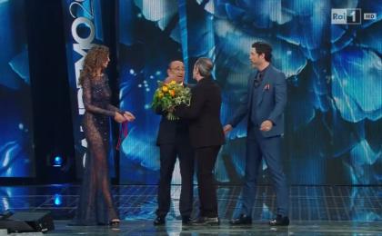 """Alessandro Gassman e Rocco Papaleo a Sanremo 2016: """"Il Festival, che emozione"""""""