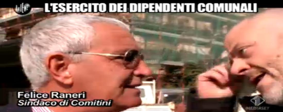 Giulio Gola intervista il sindaco di Comitini