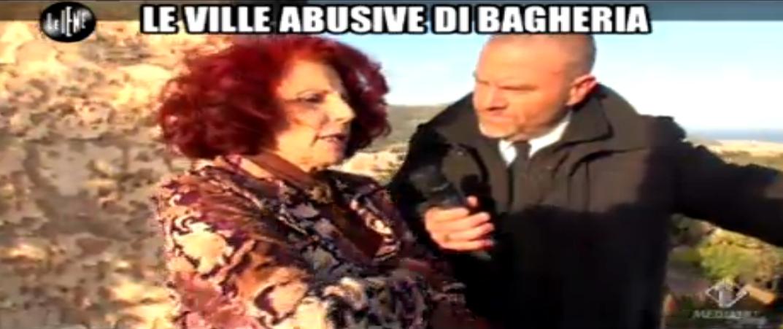 Giulio Golia, ville abusive di Bagheria
