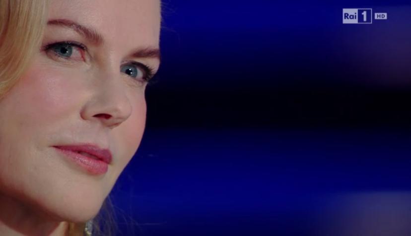 Gli occhi di Nicole Kidman
