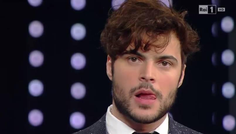 Gugliemo Scilla ospite di Sanremo