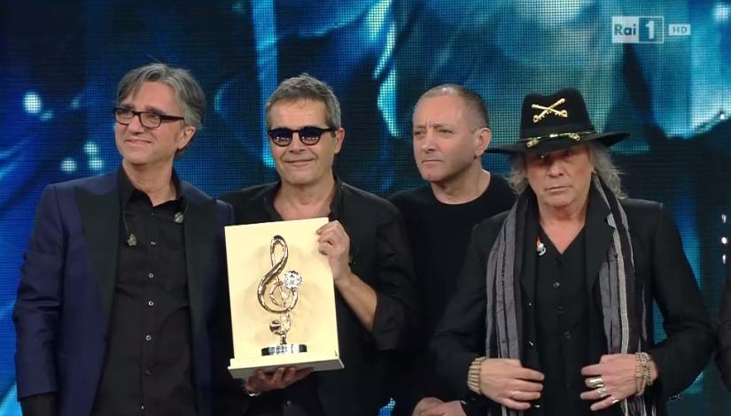 Hanno vinto serata cover Sanremo 2016, Stadio