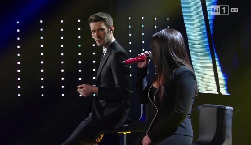 Il duetto di Sanremo