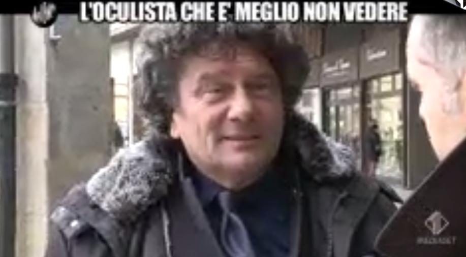 Il servizio di Andrea Pellizzari