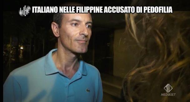 Italiano accusato nelle Filippine