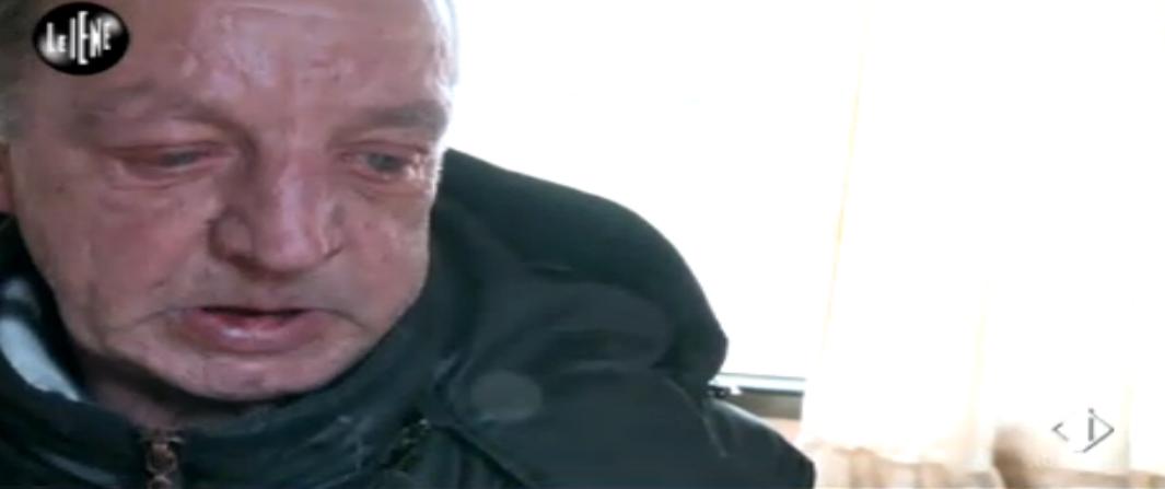 La storia di Silvio commuove a Le Iene