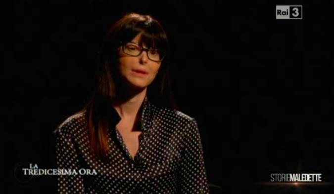 Lucia Annibali parla di Luca Varani