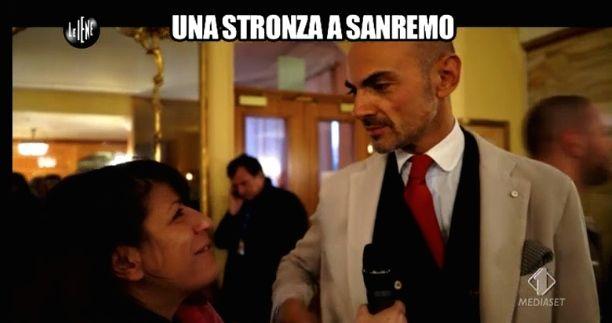 Mary a Sanremo