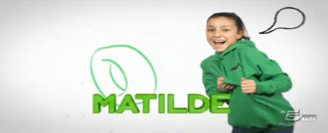 Matilde, 12 anni, Supereroi, Kadiu