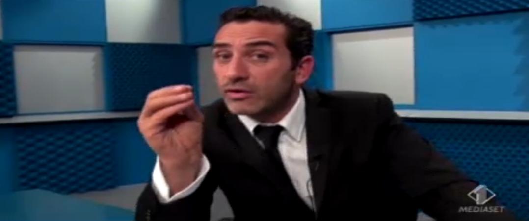 Matteo Viviani a Le Iene