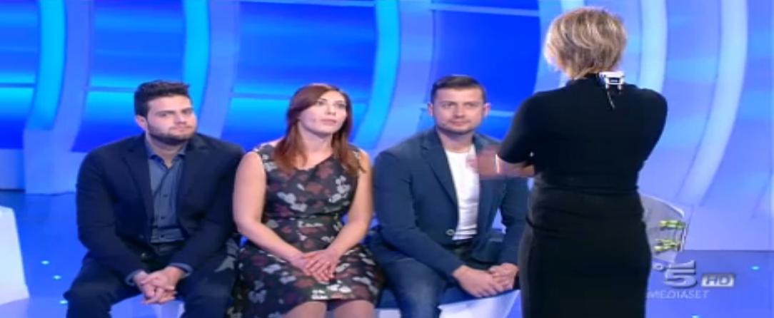 Mirco, Alessandra e Danilo