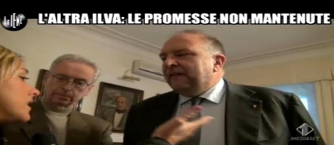Nadia Toffa intervista il sindaco di Trieste