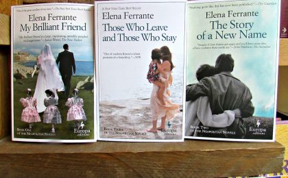 L'amica geniale di Elena Ferrante diventa una serie tv: via libera a Neapolitan Novels