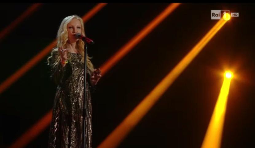 Patty Pravo canta Cieli Immensi