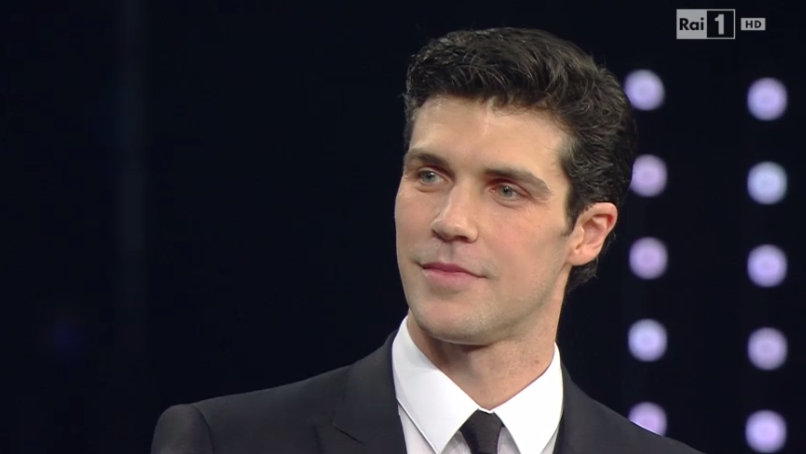 Roberto Bolle torna all'Ariston