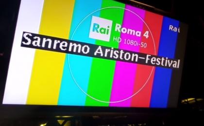 Sanremo 2016: la programmazione TV durante il Festival