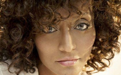 """Sanremo 2016, Senhit a Casa Sanremo: """"Io tifo per gli Stadio"""" [INTERVISTA]"""