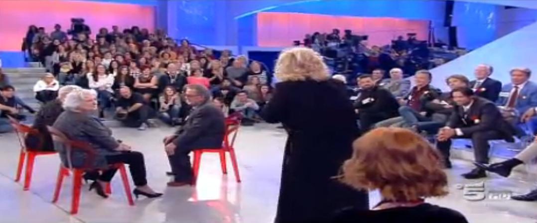 Tina contro Sebastiano, vuole solo ballare