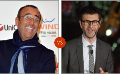 Festival di Sanremo, tutti i conduttori: vota il migliore