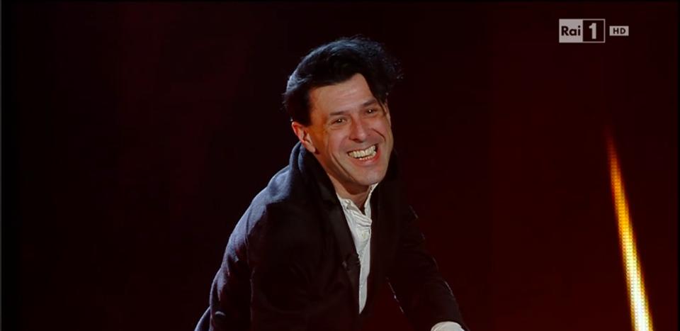 Ezio Bosso a Sanremo 2016: 'La musica è una fortuna'