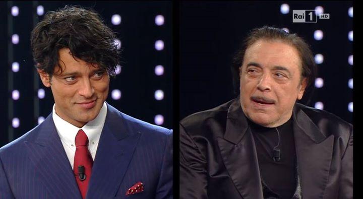 Nino Frassica a Sanremo 2016: 'Sono venuto solo per Gabriel Garko'