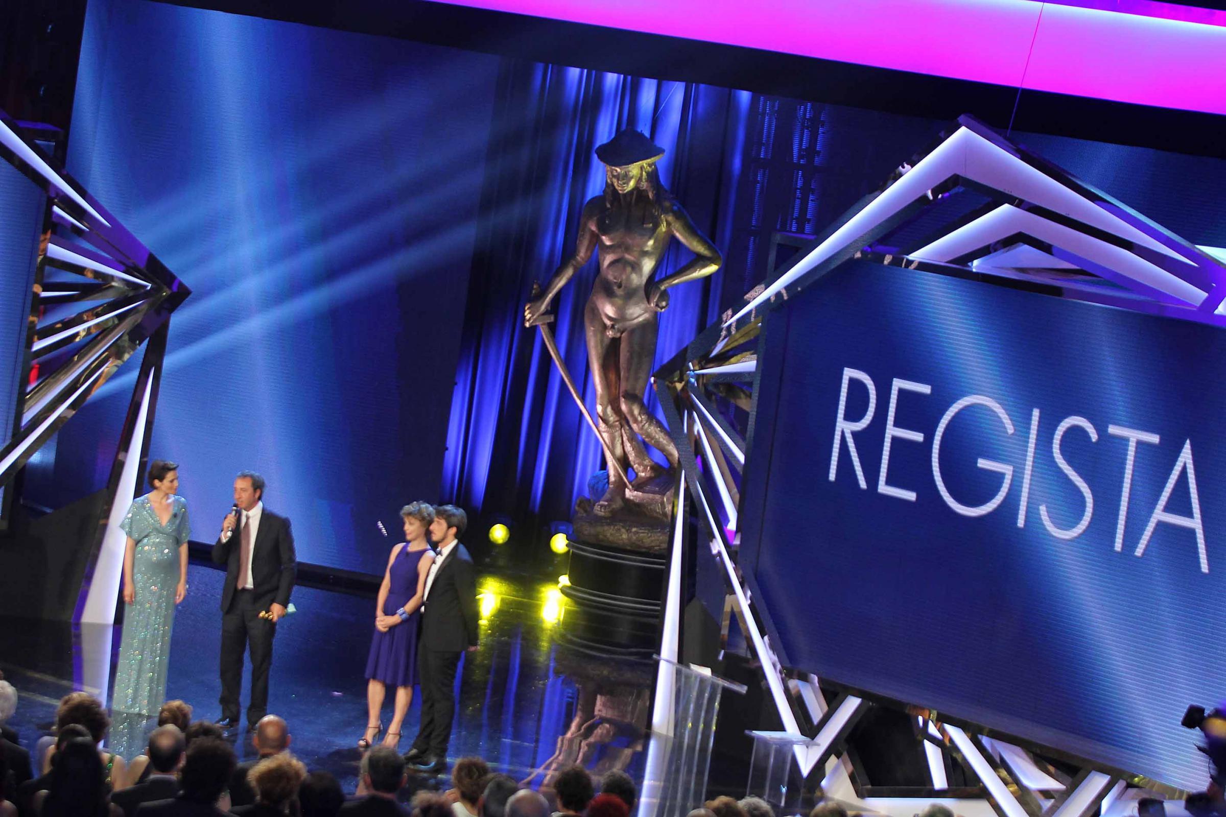 David di Donatello 2016, i premi sbarcano su Sky Cinema e Tv8: conduce Alessandro Cattelan