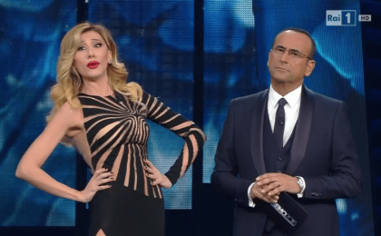 Sanremo: quarta puntata 12 febbraio 2016 [DIRETTA LIVE]