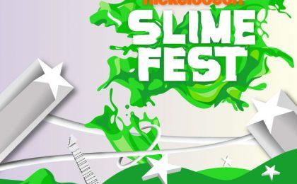 Nickelodeon Slimefest in Italia: il 28 febbraio 2016 all'Alcatraz di Milano