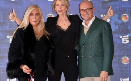 "Mara Venier: ""L'Isola dei Famosi reality fortissimo"""