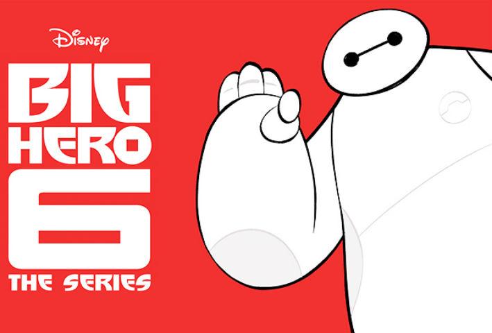 Big Hero 6, la serie tv su Disney XD: sarà un sequel del film