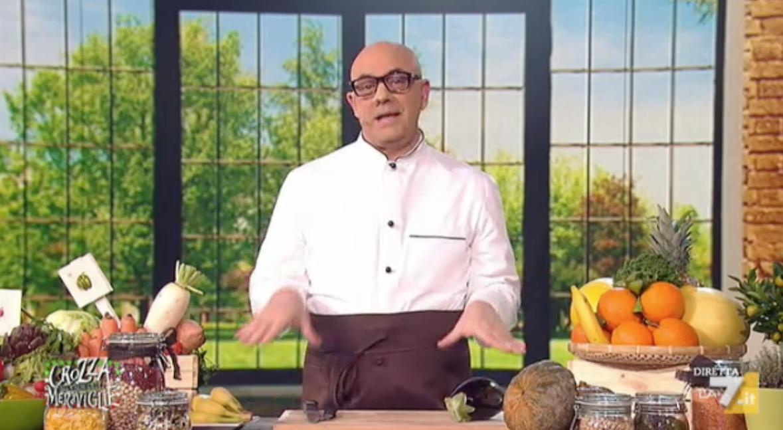 Crozza interpreta lo Chef Germidi Soia