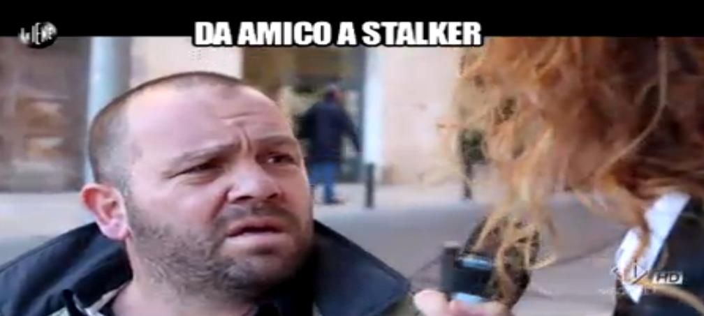 Da amico a stalker, il servizio di Nina Palmieri