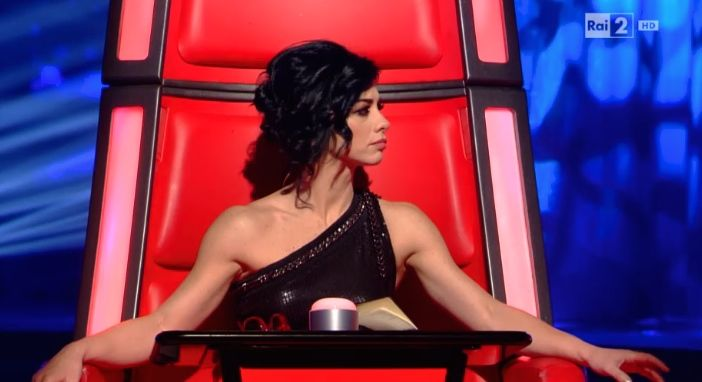 Dolcenera a the voice
