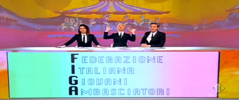 Francesco Facchinetti si butta in politica, il commento