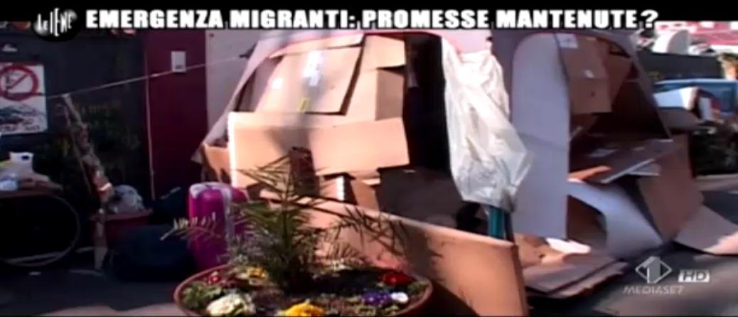 Gaetano Pecoraro sull'emergenza migranti