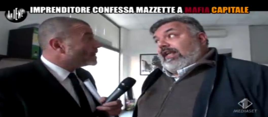 Giulio Golia, imprenditore confessa mazzette a Mafia Capitale