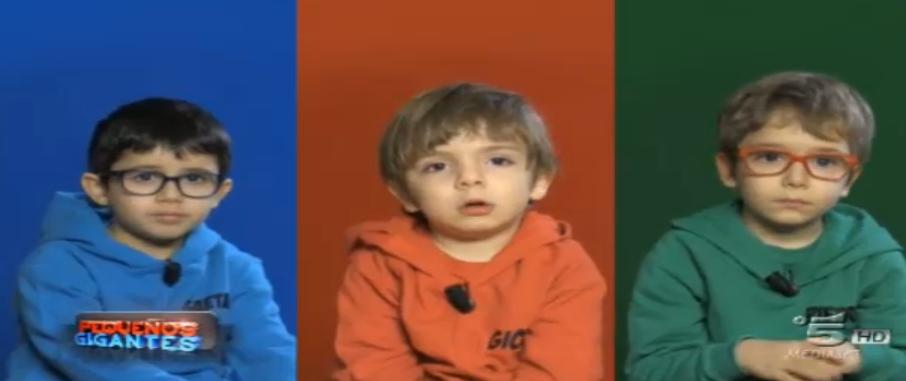 Intervista a Gaetano, Giorgio e Pietro