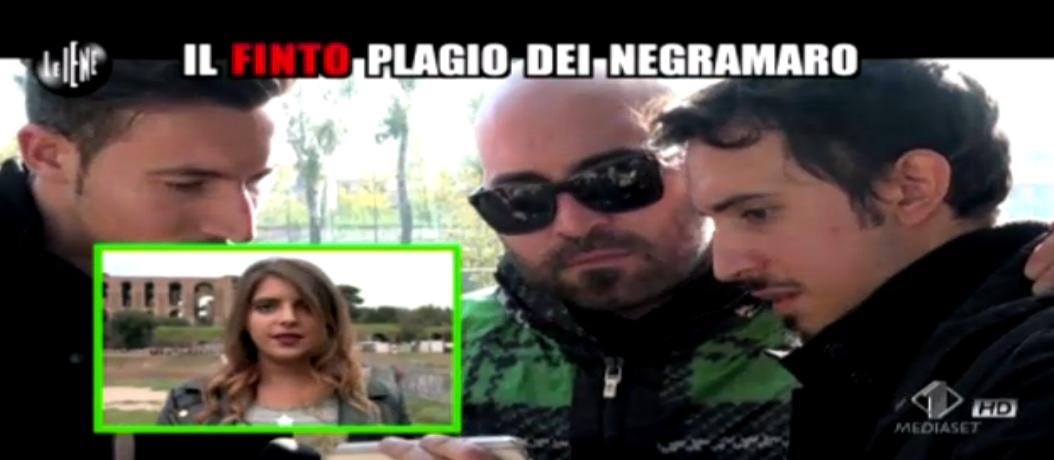 Lo scherzo di Billo e Venanzio a Giuliano Sangiorgi