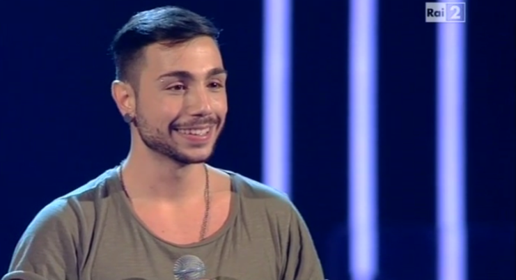 Manuel Aspidi a The Voice