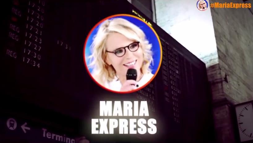 Maria Express: sbarca in rete il reality show dedicato a Maria De Filippi