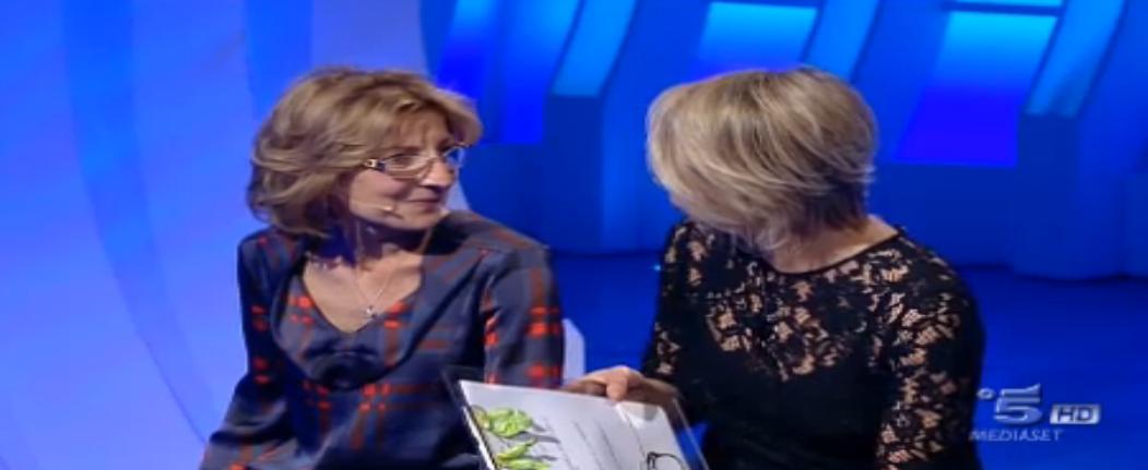 Maria dialoga con Maria