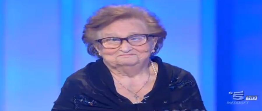 Maria rivede Franco dopo 74 anni