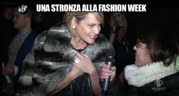 Mary Sarmataro Simona Ventura