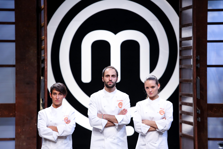 MasterChef 5, Erica, Lorenzo e Alida
